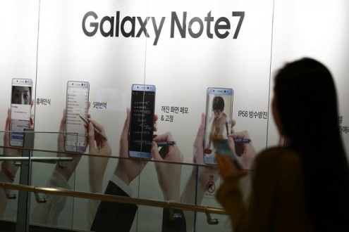 South Korea Samsung Electronics third-quarter Profit
