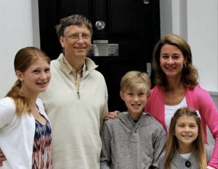 gatesfamily