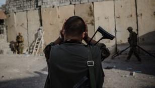 Kurdish Peshmerga clash with Shiite militia