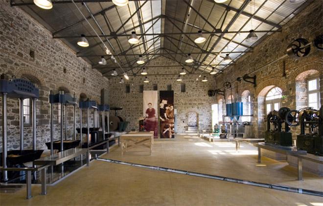 Μουσείο Ελαιουργίας Λέσβου