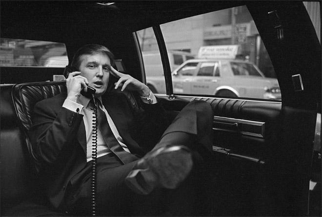 11. Νέα Υόρκη, 1985- Ο businessman Τραμπ, κλείνει τα επαγγελματικά του ραντεβού