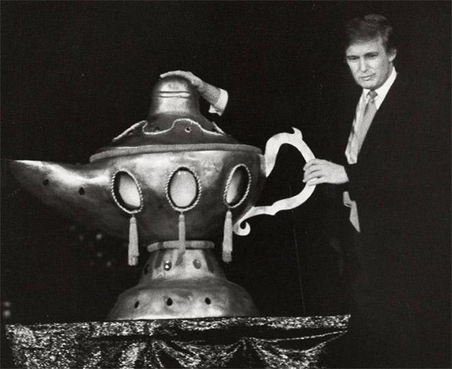 14.1990, στα εγκαίνια του καζίνο Taj Mahal στο Νιου Τζέρσεϊ