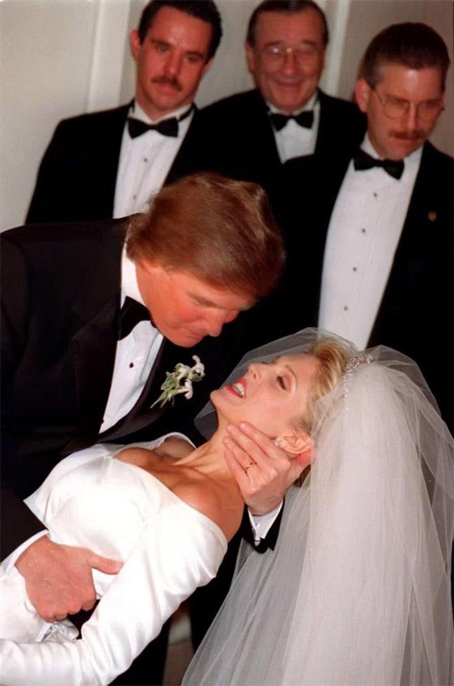 15. Δεύτερος έρωτας, δεύτερος γάμος, στην αγκαλιά της Marla - 1992