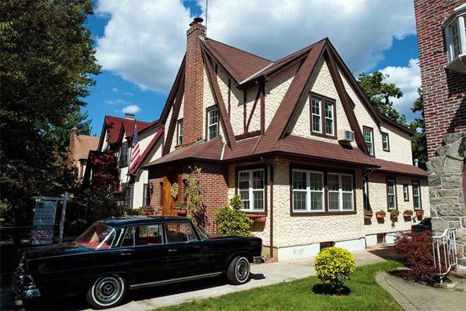 3. Το παραδοσιακό, σαν κουκλόσπιτο, πατρικό σπίτι του 45ου Προέδρου των ΗΠΑ
