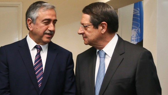 Cyprus reunification talks