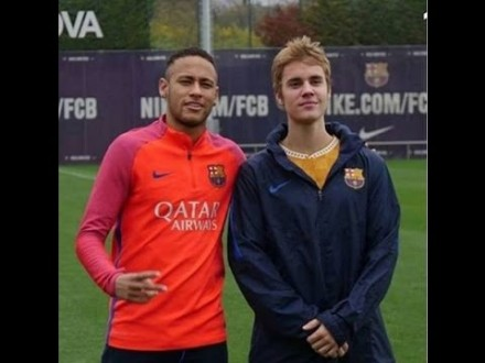 neymar-bieber