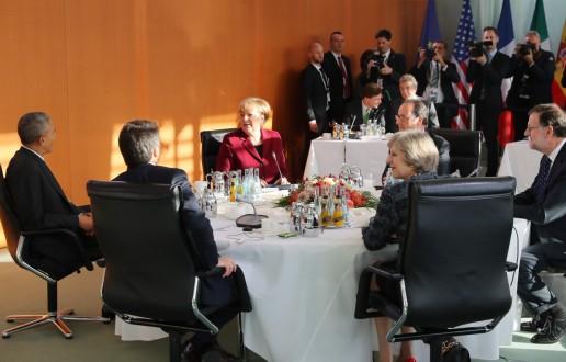 Germany US Obama EU