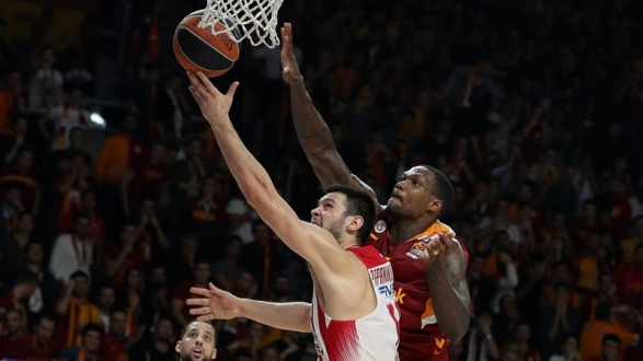 Galatasaray and Olympiacos