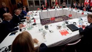 EU leaders meeting in Bratislava