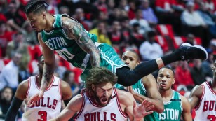 Boston Celtics at Chicago Bulls