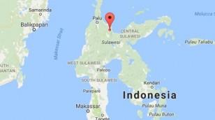 IndonisiaSeismos