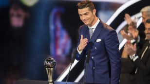 FIFA Awards 2016 in Zurich
