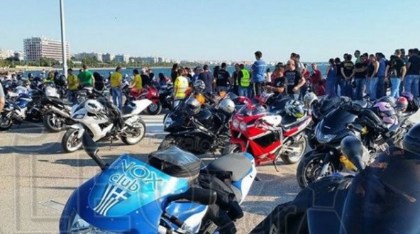 Motosykletistes