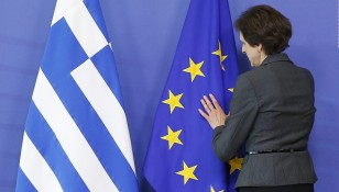 Greek Prime Minister for talks in Brussels