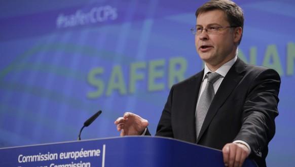 EU Banking reform presser