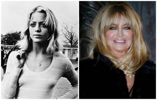 Δέκα διάσημες ηθοποιοί πριν και τώρα
