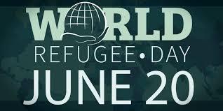 Αποτέλεσμα εικόνας για παγκόσμια  ημερα του προσφυγα