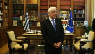 ΠΡΟΕΔΡΙΚΟ ΜΕΓΑΡΟ ΠΑΥΛΟΠΟΥΛΟΣ Π