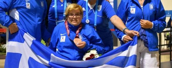 Πέμπτο μετάλλιο για την Ελληνική Παραολυμπιακή Ομάδα στο Λονδίνο
