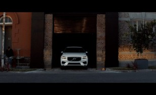 Still from new Volvo XC60 brand film