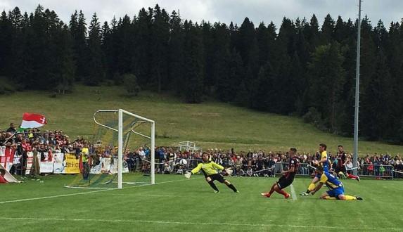 Η Ξαμάξ νίκησε 21-0 σε αγώνα κυπέλλου Ελβετίας!