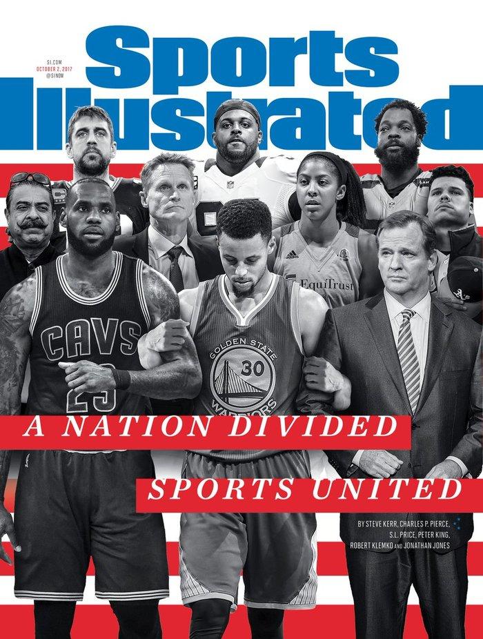 Και το Sports Illustrated κατά του Τραμπ!