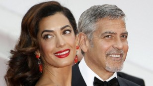 Amal and George Clooney welcome baby girl and boy