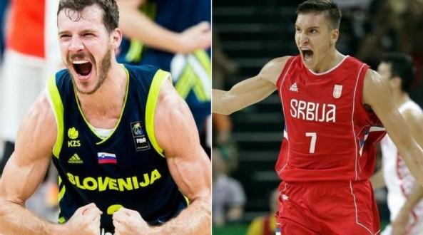 Ευρωμπάσκετ 2017: Σερβία και Σλοβενία μονομαχούν για τον θρόνο της Ευρώπης