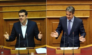 tsipras_mitsotakis_vouli