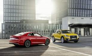 """Winner of the """"Golden Steering Wheel 2016"""": Audi A5/Audi S5"""