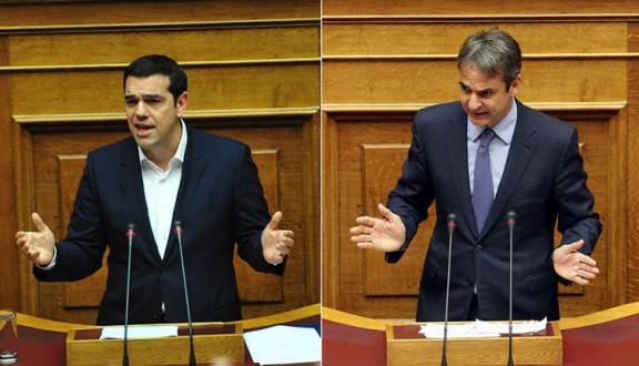 alexis-tsipras-kyriakos-mitsotakis-parliament