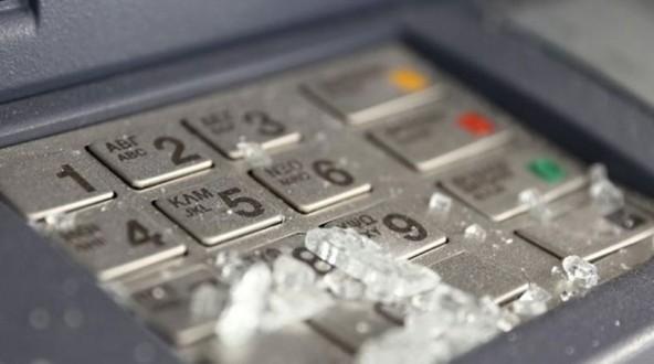 Αποτέλεσμα εικόνας για Με ειδικό αέριο και βαριοπούλες άγνωστοι ανατίναξαν ATM στη Βαρυμπόμπη