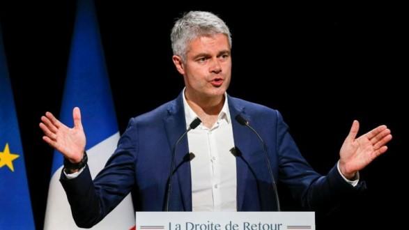 Ο ηγέτης των Ρεπουμπλικάνων στη Γαλλία, Λοράν Βοκιέ, στο «μάτι του κυκλώνα» μετά τις κατηγορίες που εξαπέλυσε κατά του προέδρου Εμ. Μακρόν