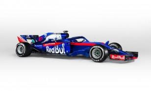 Red Bull Toro Rosso Honda Unveils the STR13
