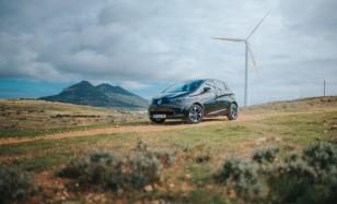 2018 - Renault Zoe in Porto Santo