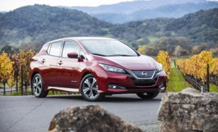 All-New 2018 Nissan LEAF Named '2018 World Green Car of the Ye