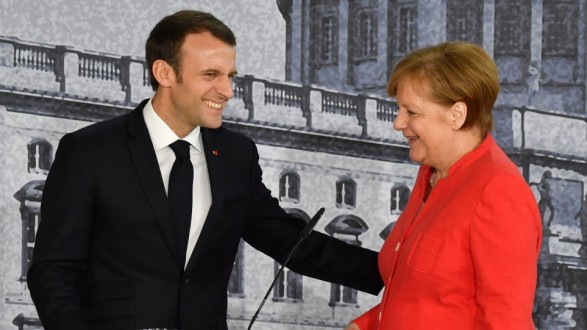 Merkel_Macron