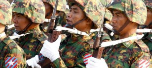 Μιανμάρ