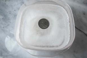 Μην φύγετε για διακοπές άμα δεν βάλετε ένα νόμισμα στην κατάψυξη