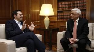 tsipras proedriko megaro
