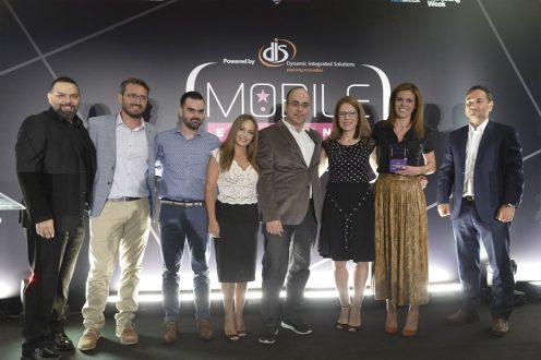 ec0f7f96138 COSMOTE: 3 χρυσά βραβεία για την εξυπηρέτηση πελατών στα Mobile Excellence  Awards 2018
