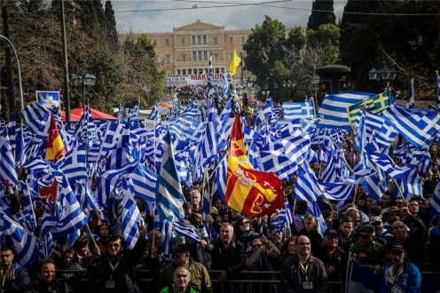 LIVE  Λαοθάλασσα στο Σύνταγμα για τη Μακεδονία (ΦΩΤΟ - ΒΙΝΤΕΟ) 4057eb7a97d