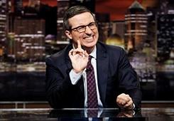 O Τζον Όλιβερ & το Last Week Tonight επιστρέφουν με νέα επεισόδια στην COSMOTE TV