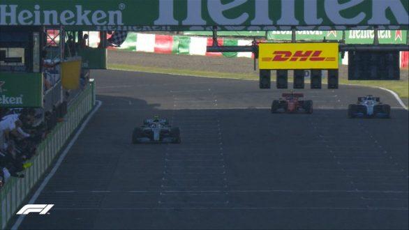 Νικητής ο Μπότας, πρωτάθλημα η Mercedes