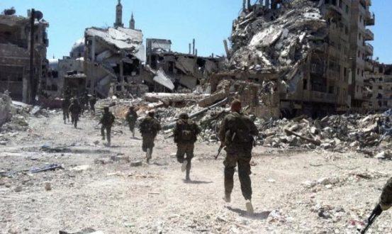 Έξι άμαχοι σκοτώθηκαν σε αεροπορικό βομβαρδισμό στο Ιντλίμπ