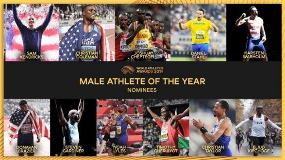 Οι υποψήφιοι για τον κορυφαίο αθλητή του 2019