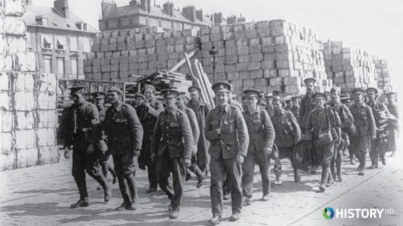 «Ο Μεγάλος Πόλεμος - Μακεδονικό Μέτωπο (1915-1918)»: Ο Α΄ Παγκόσμιος Πόλεμος και η δράση του Μακεδονικού Μετώπου στη νέα σειρά ντοκιμαντέρ της COSMOTE TV