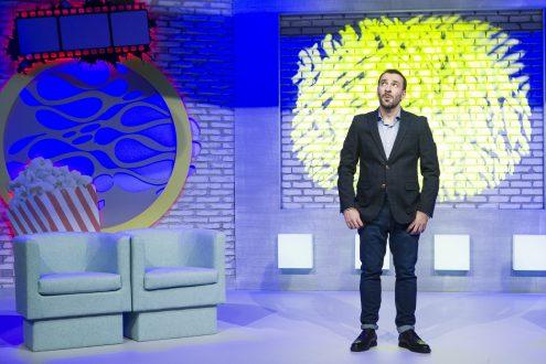 """""""Comedy Kids"""": το νέο τηλεπαιχνίδι για γονείς και παιδιά με τον Γιώργο Χατζηπαύλου, σε παραγωγή COSMOTE TV"""