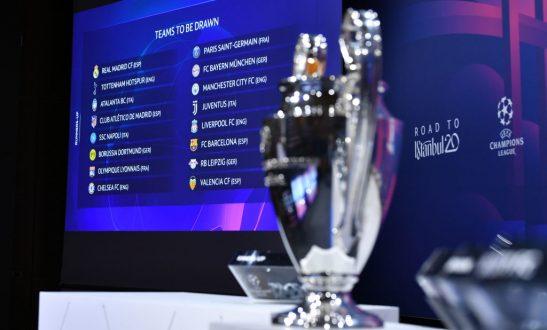 Champions League: Στις 20 Οκτωβρίου η πρώτη σέντρα