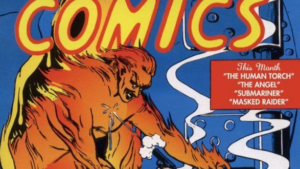 Σπάνιο τεύχος της Marvel δημοπρατήθηκε σε τιμή ρεκόρ